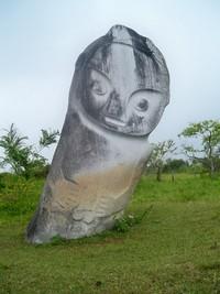 Patung Palindo, situs megalitik di Lembah bada