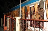 Salah satu toko penjual kerajinan di Jln. Puncak Arfak, Manokwari