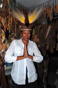 Mahkota Burung Cendrawasih, mahkota Raja-raja dan Kepala Suku di Papua