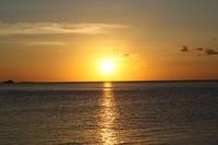 Sunset di Pantai BoA Pulau Rote