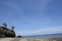 Pantai Atapupu di Kab. Belu
