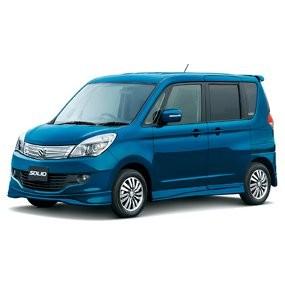 Suzuki Kenalkan Wagon Solio
