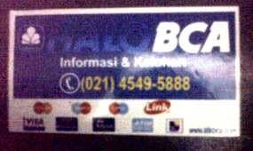 Waspadai Call Center BCA Palsu!