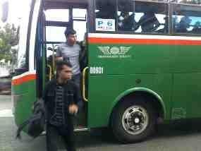 Trayek Dihapus, Sopir Bus P6 Ancam Demo Dishub
