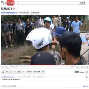 Menelusuri Pengupload Video Tragedi Ahmadiyah di Youtube