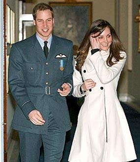 Pangeran William Undang 4 Mantan Pacar ke Pernikahannya