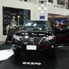 Lexus RX270 Rp 930 Juta, Lebih Murah dari Importir Umum