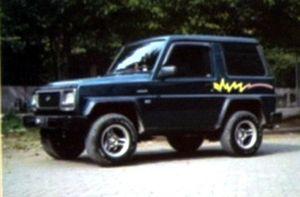 Daihatsu Recall Feroza