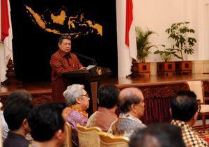 SBY Buka Konvensi Nasional HAKI