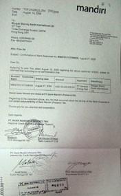 Kisah Morgan Stanley Tertipu Bank Garansi Palsu Bank Mandiri US$ 55 Juta
