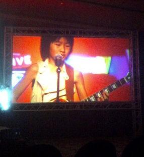 Gitaris Muda Dunia Buka Music Matters 2011 Singapura