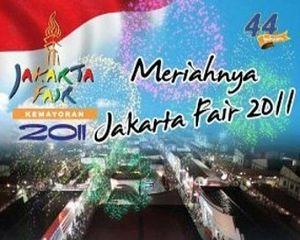 Pekan Raya Jakarta 2011 Siapkan 250 Artis