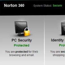 Norton 360 v5, Pasang Pengaman dan Tinggalkan?