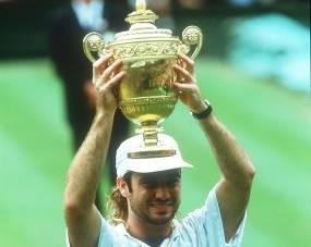 Agassi Masuk Hall of Fame Tenis