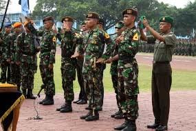 Hore! Lulusan Akademi TNI Dapat Gelar Sarjana