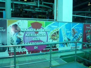 Wisata Murah ke Genting Highland ,Kuala Lumpur  dan Putra Jaya