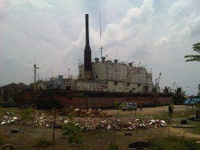 PLTD Apung, Kapal 2.600 Ton Yang Parkir di Tengah Kota Banda Aceh