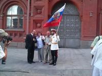 Lenin di Lapangan Merah