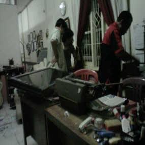 Pencuri Gondol Laptop Berisi Dokumen Kantor Notaris di Pondok Kelapa