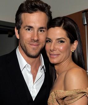 Sandra Bullock & Ryan Reynolds Telah Resmi Pacaran