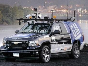 Mobil Tanpa Pengemudi Bakal Jadi Hal Biasa di Masa Depan