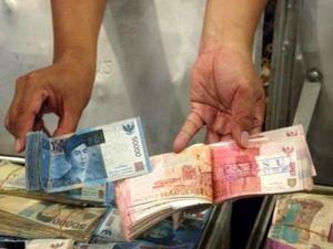 Uang Palsu Rp 24 Miliar Dimusnahkan