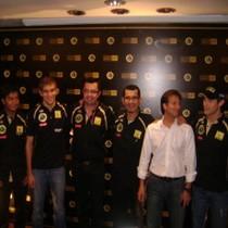Duo Lotus-Renault Tetap Bidik 10 Besar