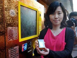 Ini dia ATM Emas di China