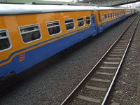 Russian Railways Bangun Rel KA 300 Km di Kalimantan