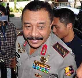 Kapolri Mutasi Ratusan Kapolres Se-Indonesia