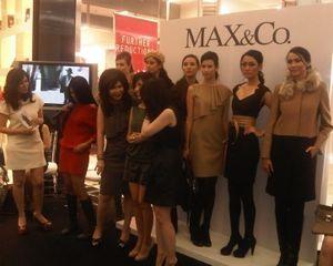 Serba Mewah & Timeless di Koleksi Terbaru MAX & Co