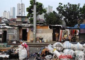 Pertambahan Orang Miskin di Indonesia Tertinggi di Asia Tenggara
