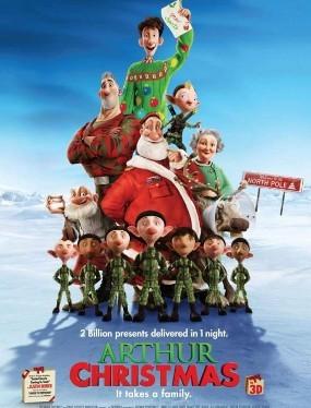 \Arthur Christmas\: Bagaimana Santa Clause Bekerja?
