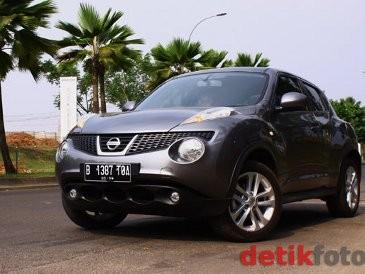 Nissan: Juke di Indonesia Tidak Ditarik