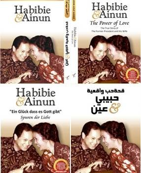 Novel \Habibie & Ainun\ Dirilis dalam 3 Bahasa Asing