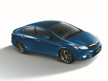 Honda Recall Civic China