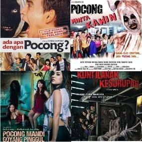 10 Judul Film Horor Indonesia Paling Gengges 2011