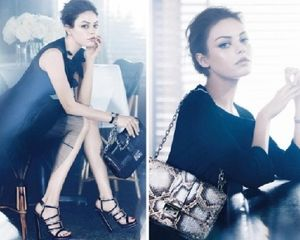 Mila Kunis Jadi Brand Ambassador Terbaru Dior