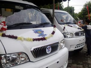 Esemka Patua, Pikap dari Surabaya