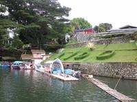 Wisata Air di Danau Lido