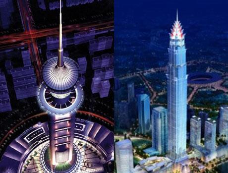 Mencakar Langit, Menara Jakarta & Signature Tower Beda Segmen