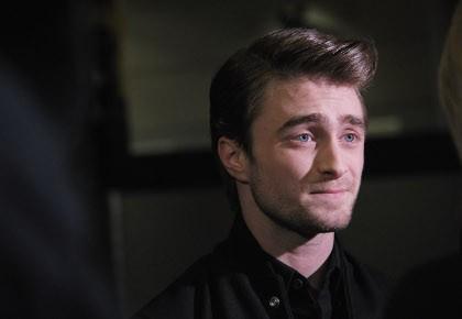 Daniel Radcliffe Tak Segan Bugil di Depan Kamera