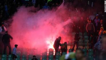 Tragedi Berdarah Sepakbola, Mesir Berkabung Nasional Selama 3 Hari