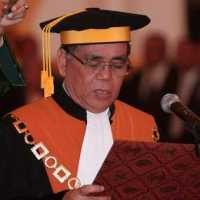 Harifin Tumpa, Ketua MA yang 2 Kali Menangis di Depan Umum