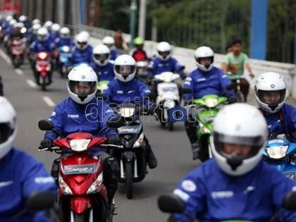 Test Ride Mio di Jalur Selatan