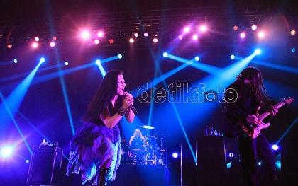 \My Immortal\ Tutup Konser Gothic Evanescence