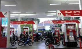 Harga BBM Bisa Naik Mulai Mei 2012