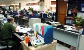 Agus Marto Tegaskan PNS Dilarang Berbisnis