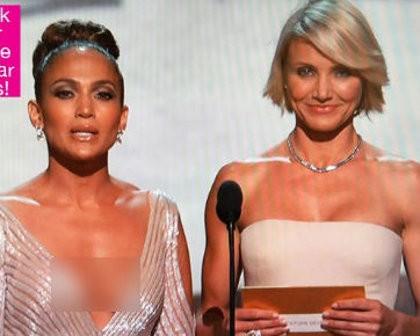 Jennifer Lopez Buka Suara Soal Insiden Payudara Ngintip di Oscar