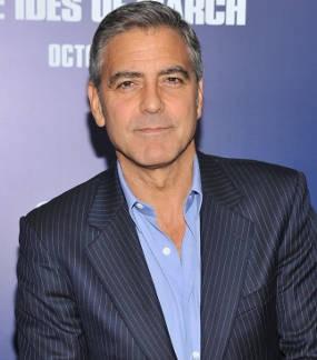 Dikabarkan Penyuka Sesama Jenis, George Clooney Santai